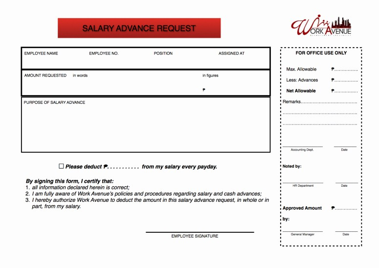 Travel Advance Request form Template Lovely 96 Cash Advance Request form Travel Authorization form