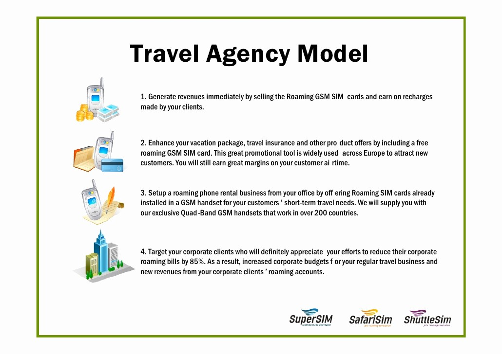 Travel Agent Letter to Client Elegant Business Proposal for Travel Agencies