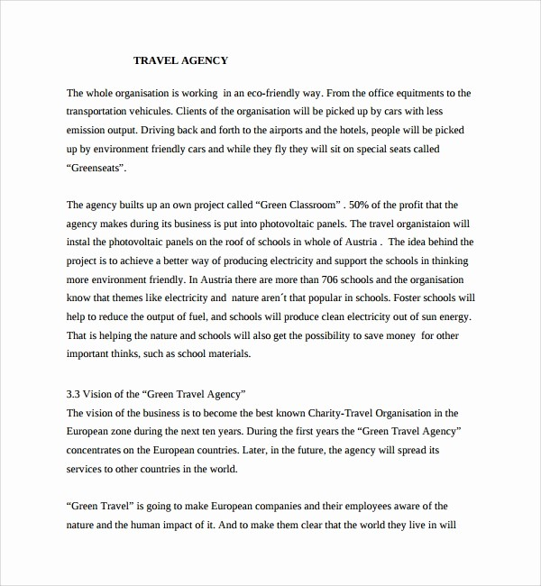 Travel Agent Letter to Client Luxury 12 Travel Proposal Templates