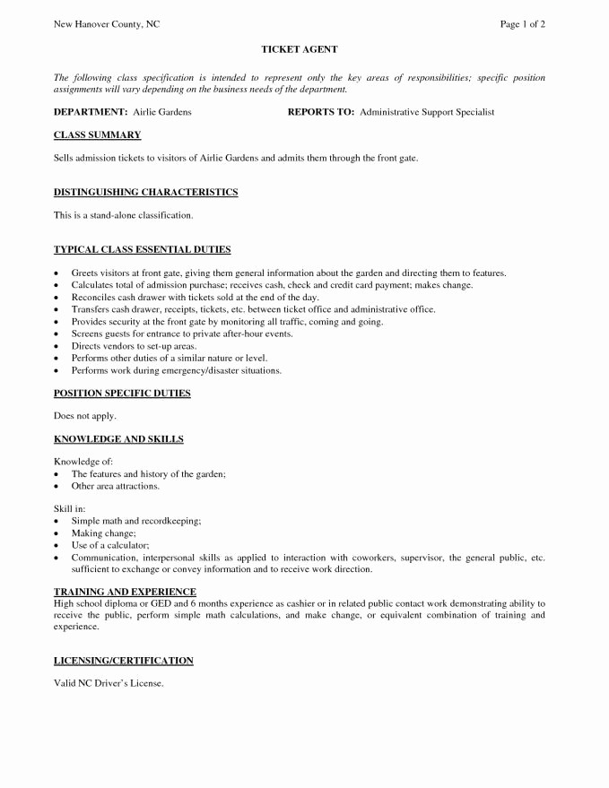 Travel Agent Letter to Client Luxury Travel Agent Resume
