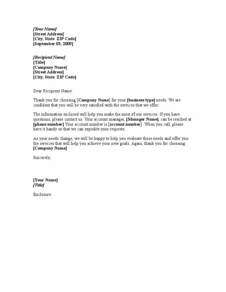 Travel Agent Letter to Client New 9 Wel E Letter Samples Sample Letters Word