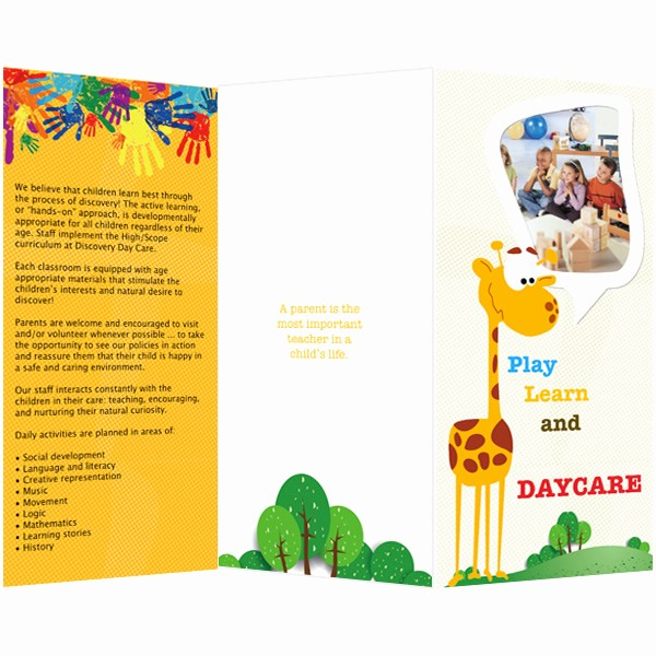 Travel Brochure Template for Kids Best Of Brochure Templates & Samples Brochure Maker – Publisher Plus