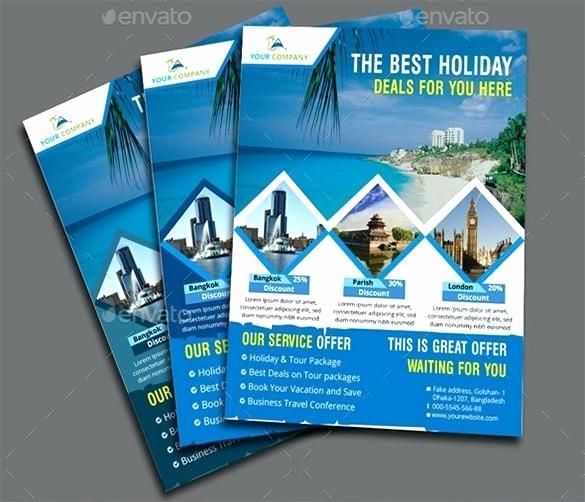 Travel Brochure Template for Kids Elegant Travel Brochure Template for Students – Helenamontanafo