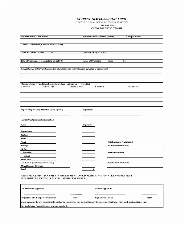 Travel Request form Template Excel Lovely Customer Request form Template – Flybymedia