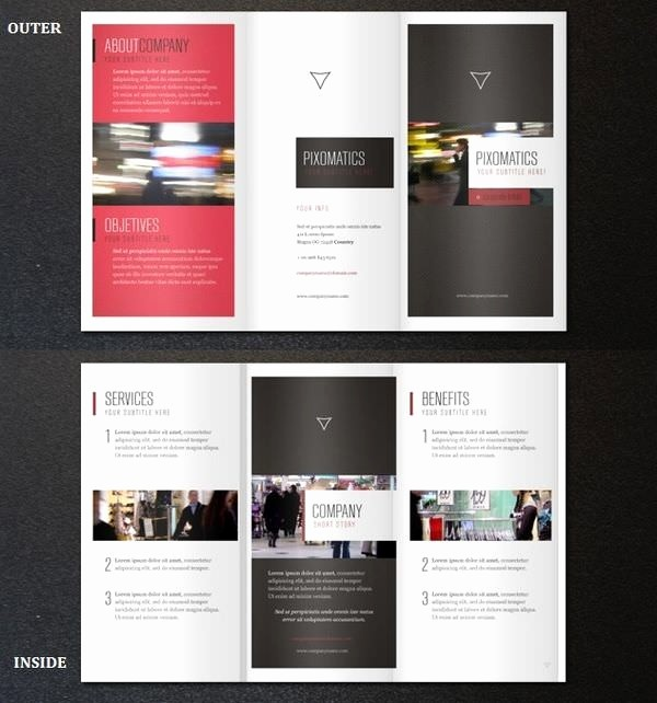 Tri-fold Brochure Examples Beautiful 25 Tri Folder Brochure Mockups Psd Vector Eps Jpg