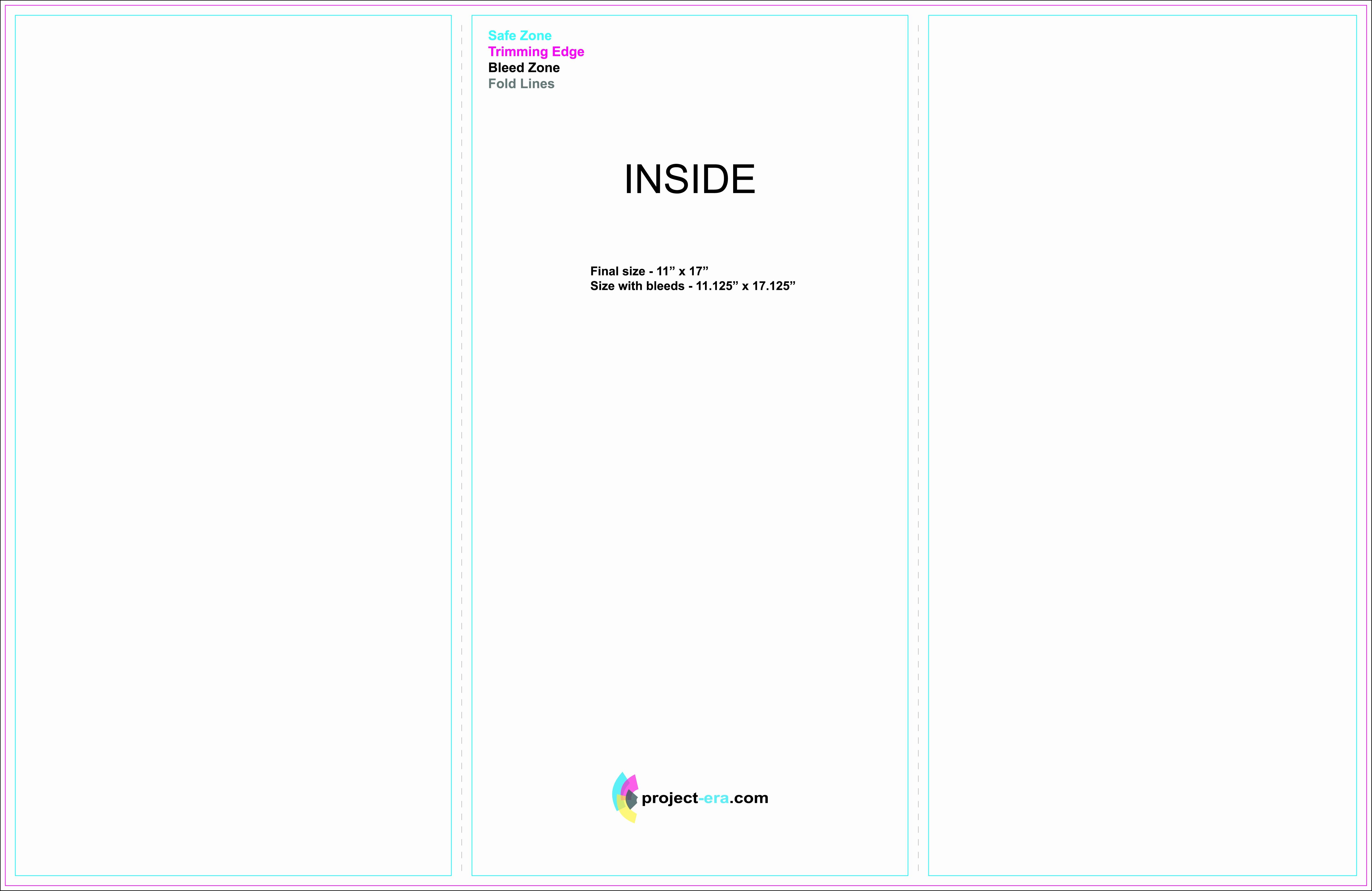 Tri-fold Brochure Examples Elegant Free Blank Flyer Templates Portablegasgrillweber