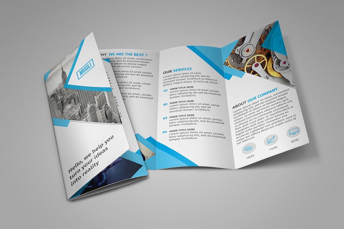 Tri-fold Brochure Examples Fresh 20 Good Tri Fold Brochure Design Ideas Webdesignerdrops