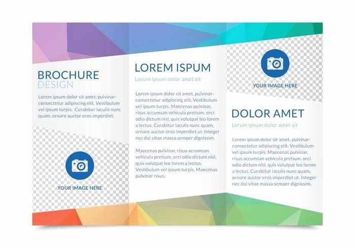 Tri-fold Brochure Examples Inspirational Three Fold Brochure Template Invitation Template