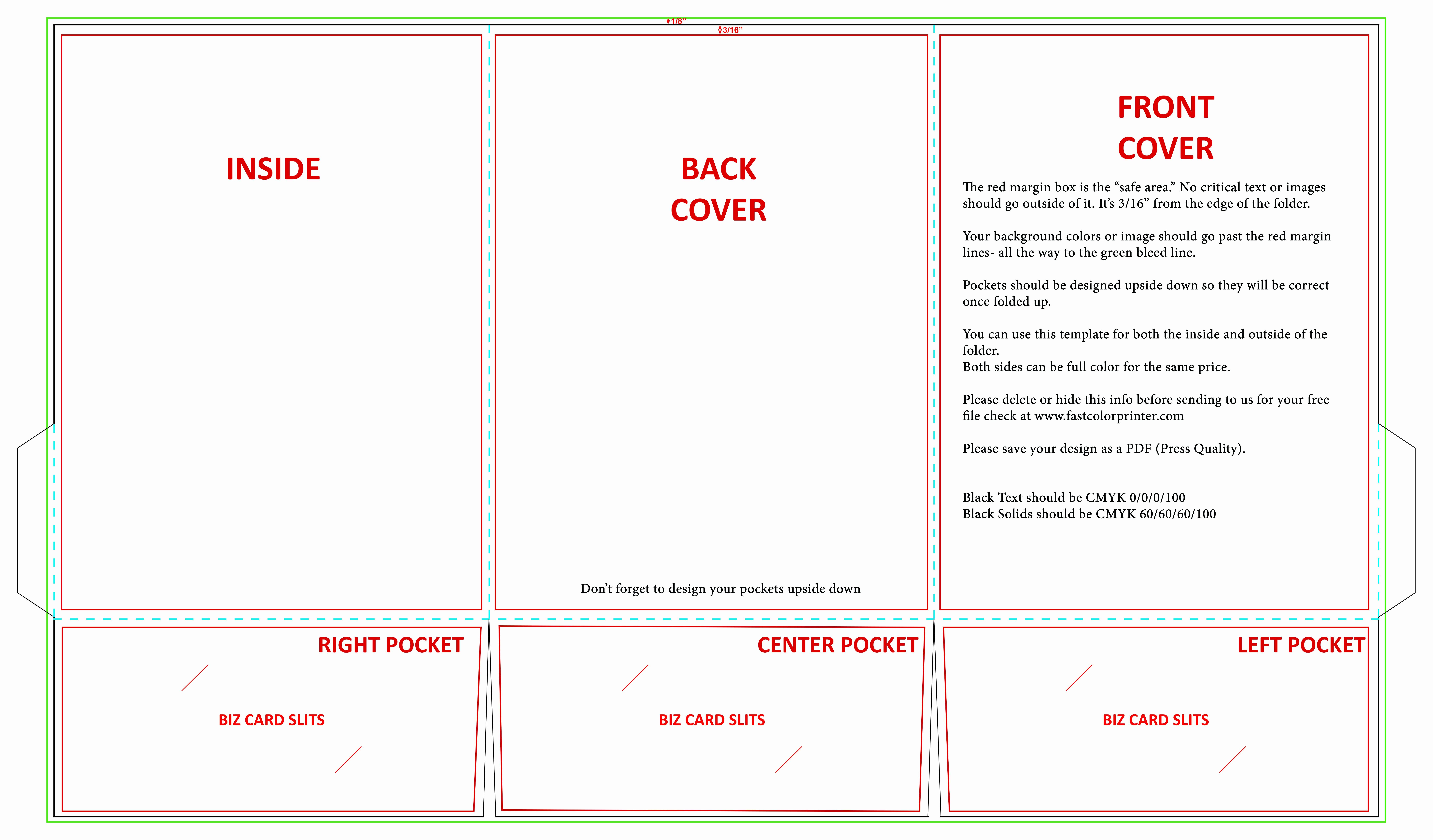 Tri-fold Brochure Examples Unique Tri Fold Brochure Template Microsoft Word