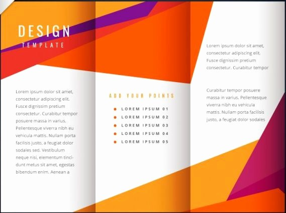 Tri Fold Brochure Template Powerpoint New 40 Professional Free Tri Fold Brochure Templates Word