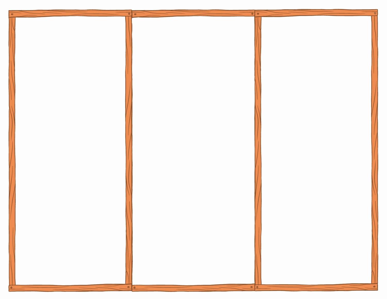 Tri Fold Brochure Word Template Elegant 10 Blank Tri Fold Brochure Template Free Blank
