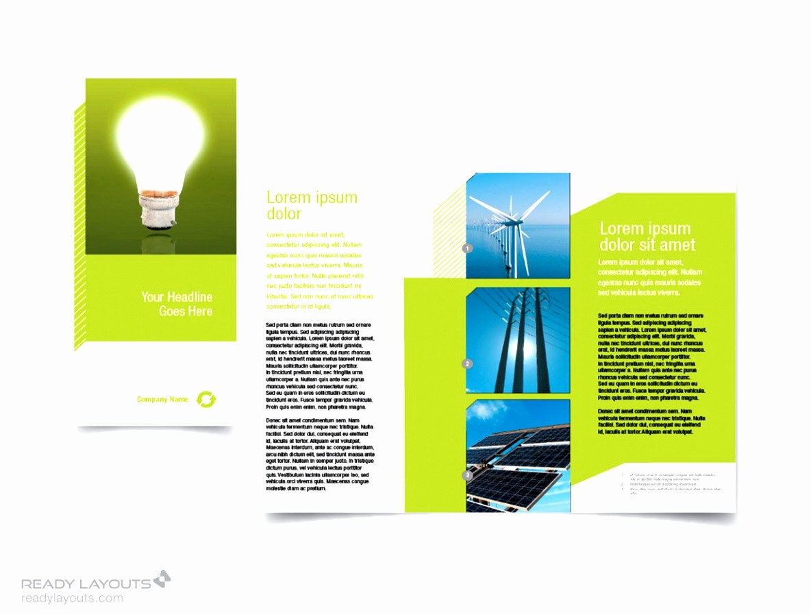 Tri Fold Brochure Word Template Fresh 7 Free Tri Fold Brochure Templates Microsoft Word Jteue