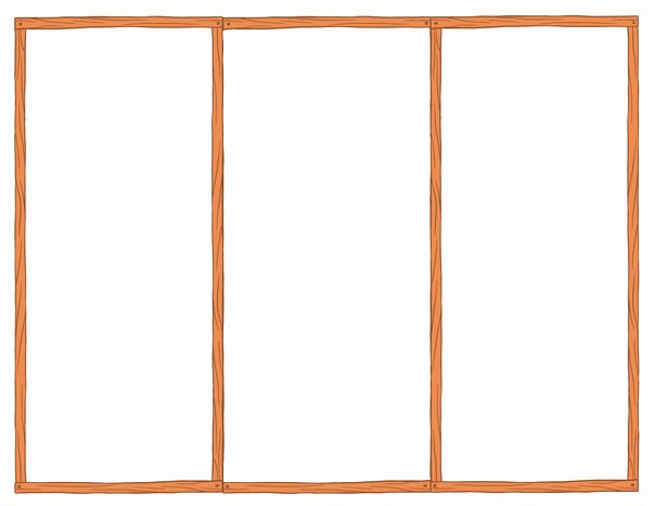 Tri Fold Brochure Word Template Luxury Free Blank Tri Fold Brochure Templates Csoforumfo