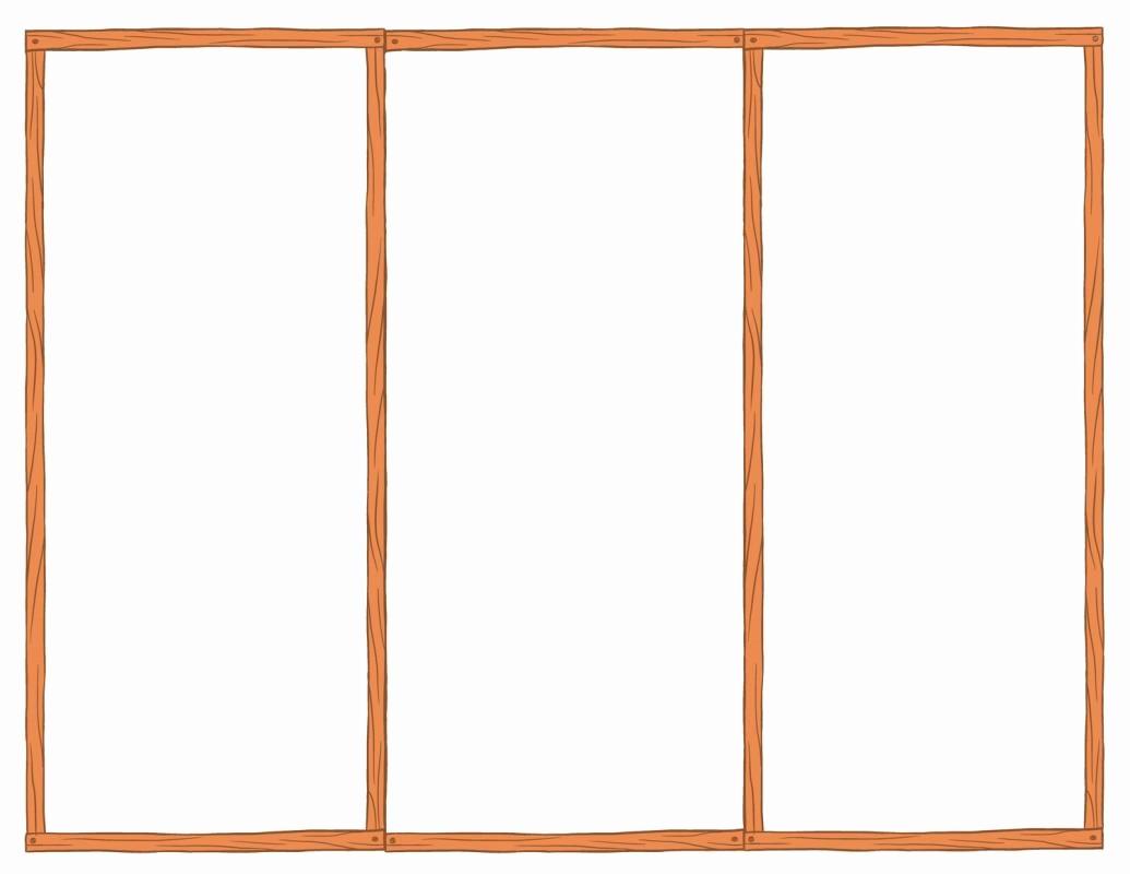Tri Fold Brochure Word Template Luxury Tri Fold Brochure Template Word