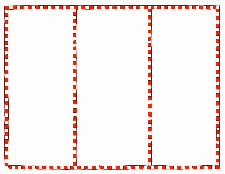 Tri Fold Brochure Word Template New Free Tri Fold Brochure Templates