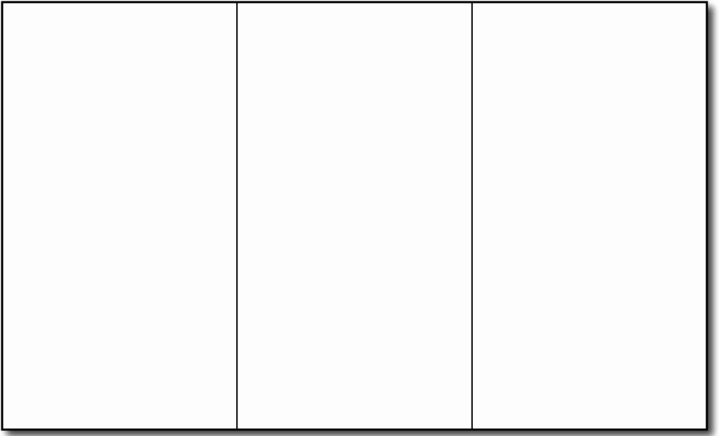 Tri Fold Template for Word Awesome Blank Brochure Templates for Microsoft Word