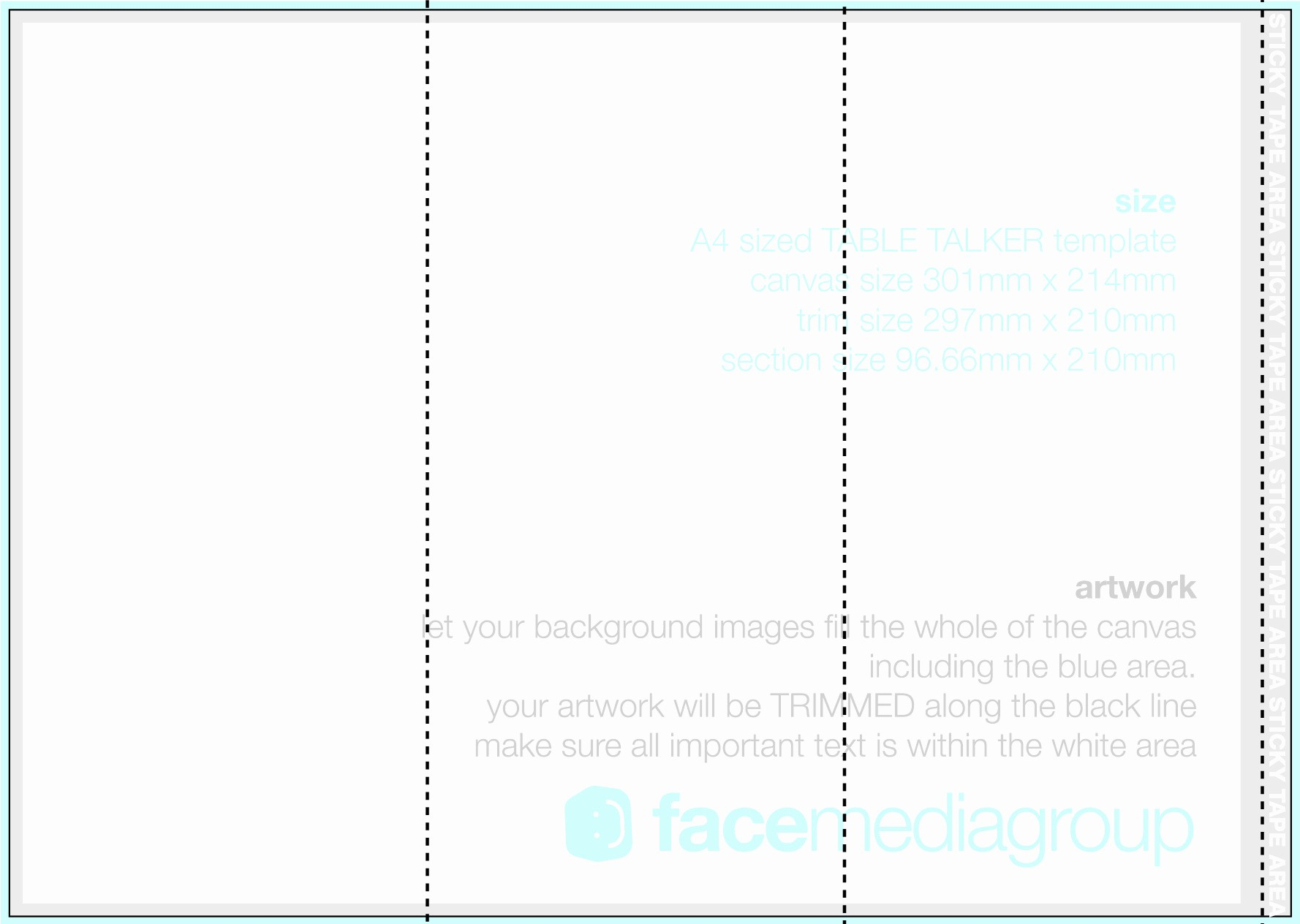 Tri Fold Template for Word Fresh A4 Tri Fold Brochure Template Word Templates Resume