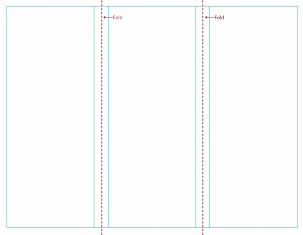 Tri Fold Template for Word Fresh Blank Brochure Templates for Microsoft Word