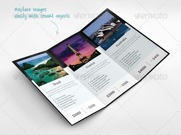 Tri Fold Travel Brochure Examples Beautiful 37 Best Images About Travel Brochures On Pinterest
