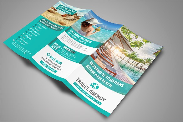 Tri Fold Travel Brochure Examples Inspirational Psd Brochure Design Inspiration 21 Download Documents