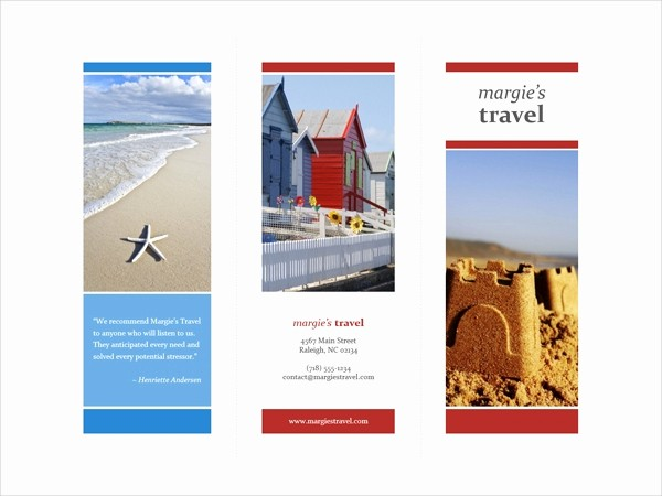 Tri Fold Travel Brochure Examples Inspirational Vacation Brochure Template – 15 Free Pdf Psd Ai Vector