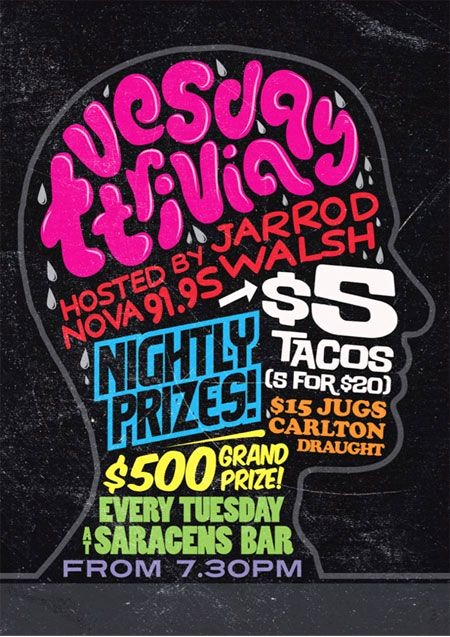 Trivia Night Flyer Template Free Beautiful 17 Best Images About Fundraising On Pinterest