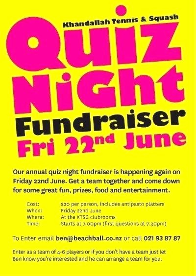 Trivia Night Flyer Template Free Best Of Light Pink Brain Illustration Trivia Night Poster Use This
