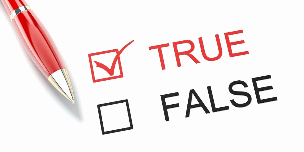 True or False Quiz Maker Elegant This 1965 Personality Test Employers Used to Give Job
