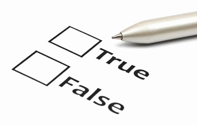 True or False Quiz Maker Elegant Type Test Line