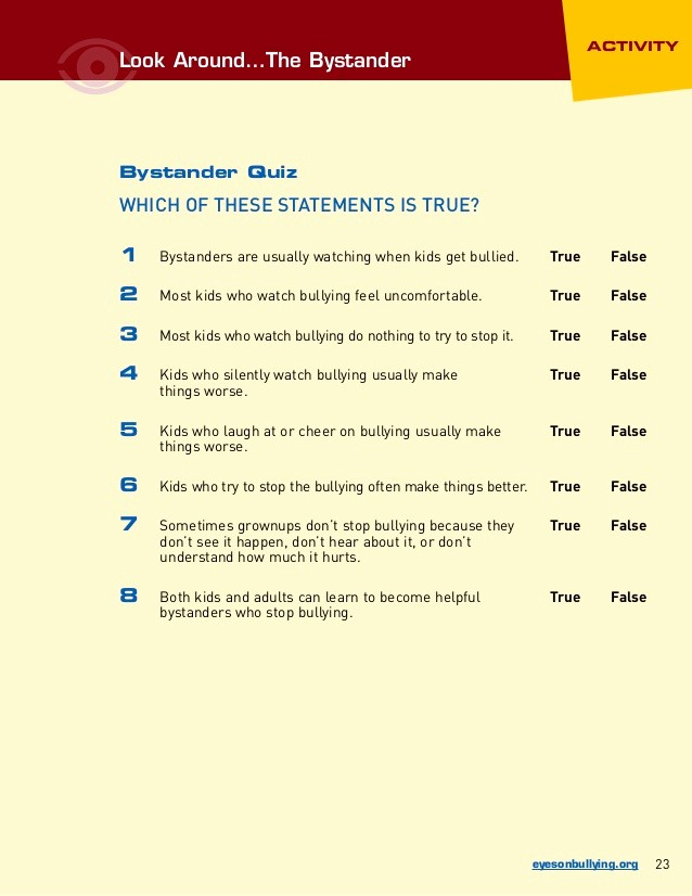 True or False Quiz Maker Inspirational toolkit