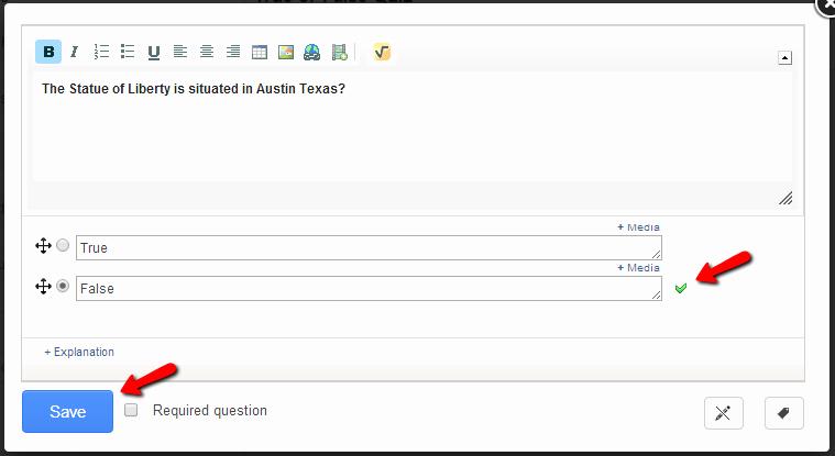 True or False Quiz Maker New How Do I Create A True or False Quiz Quiz Maker Faq