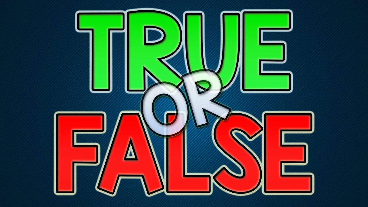 True or False Quiz Maker Unique True or False