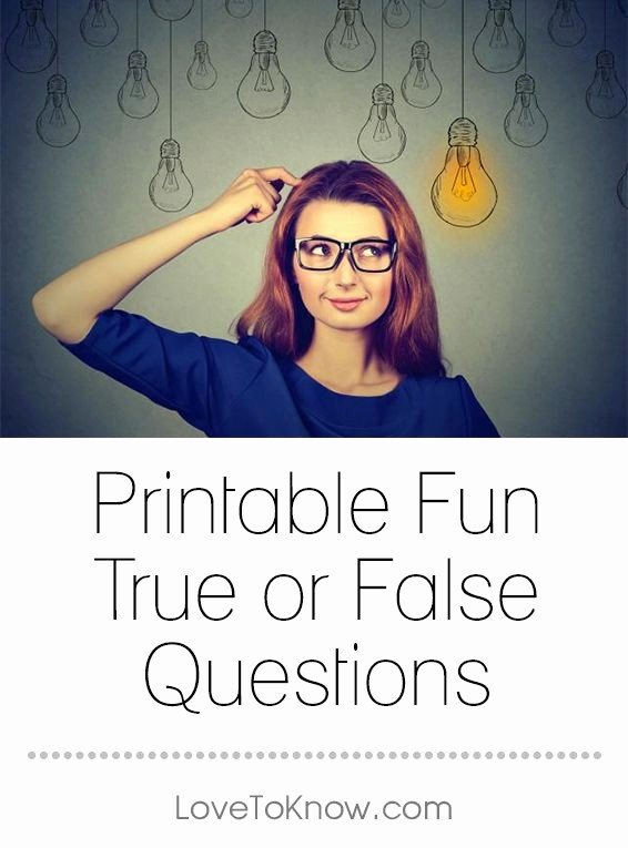 True or False Test Template Awesome 66 Best Images About Free Printables & Templates On
