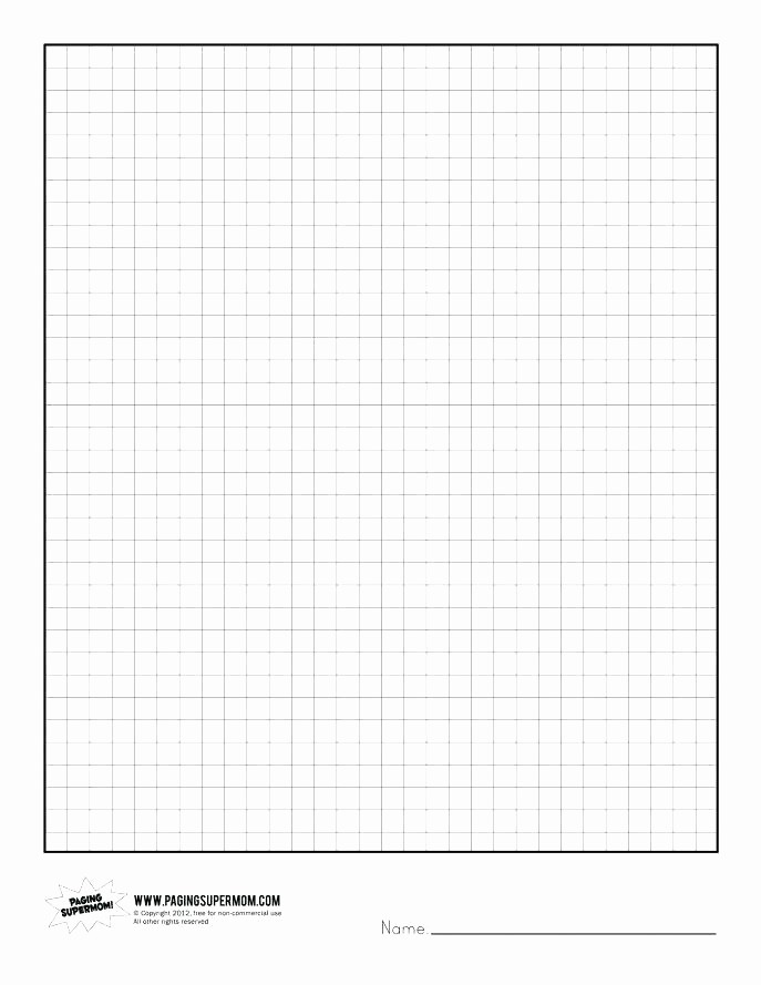 Turn Excel Into Graph Paper Luxury Graph Paper Template for Excel – Woitub