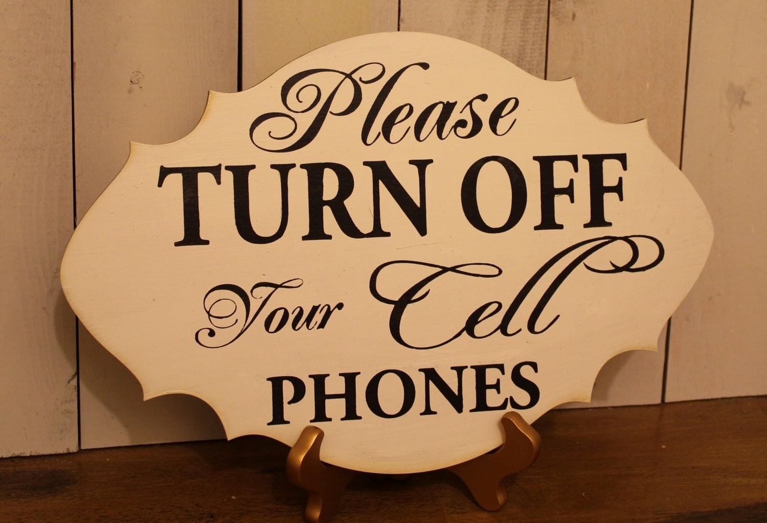 Turn Off Cell Phone Sign Luxury Please Turn Off Your Cell Phones Ceremony Sign event Sign Cell