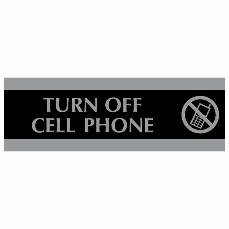Turn Off Cell Phones Sign Luxury U S Stamp & Sign 4759 Century Turn F Cell Phone Sign