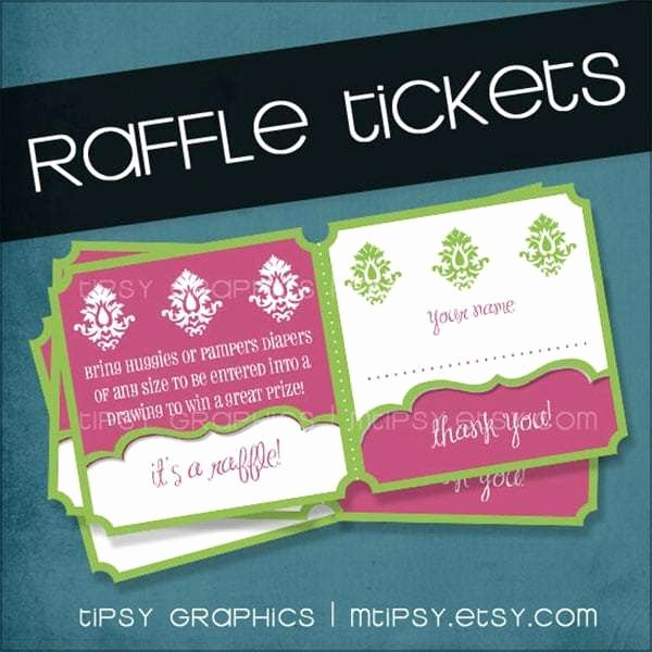 Two Part Raffle Tickets Template Beautiful 7 Raffle Ticket Templates Word Excel Pdf formats