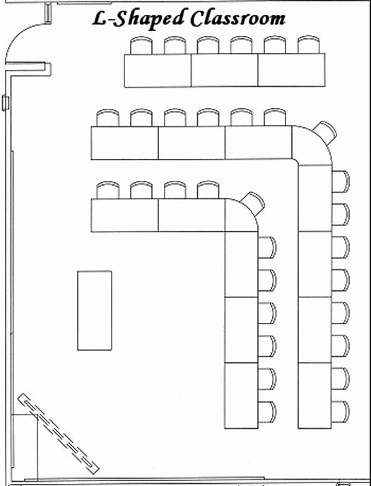U Shaped Seating Chart Template Elegant 80 Best Images About Classroom Arrangements On Pinterest
