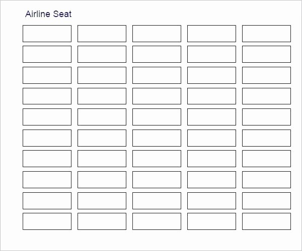 U Shaped Seating Chart Template Fresh Auditorium Seating Chart Template Download theater Unique