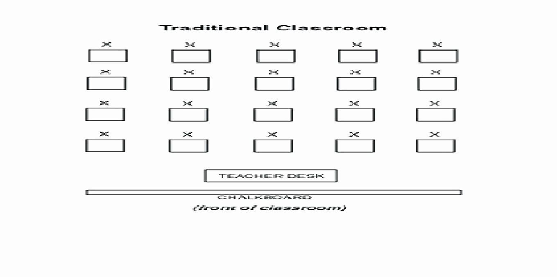 U Shaped Seating Chart Template Lovely U Shaped Classroom Seating Chart Template