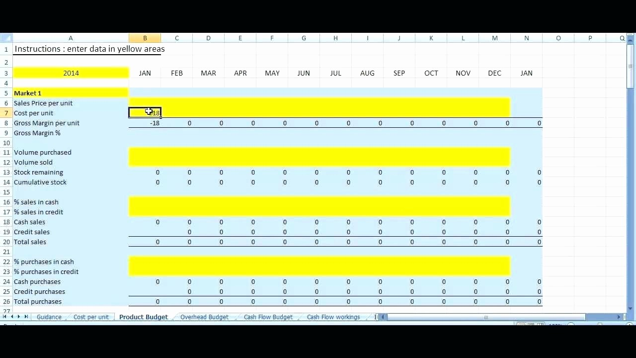 Uca Cash Flow Excel Template Inspirational Template Start Up Business Plan Template Plans Lean