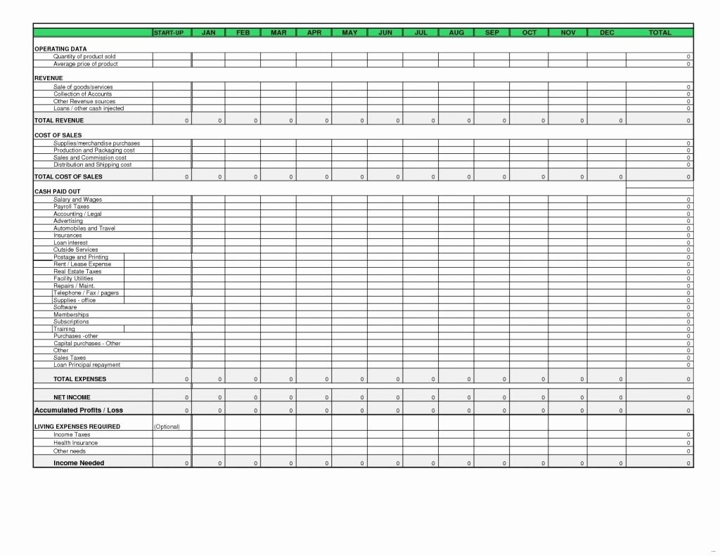 Uca Cash Flow Excel Template Luxury Spreadsheet Examples Sales forecast How to Create and