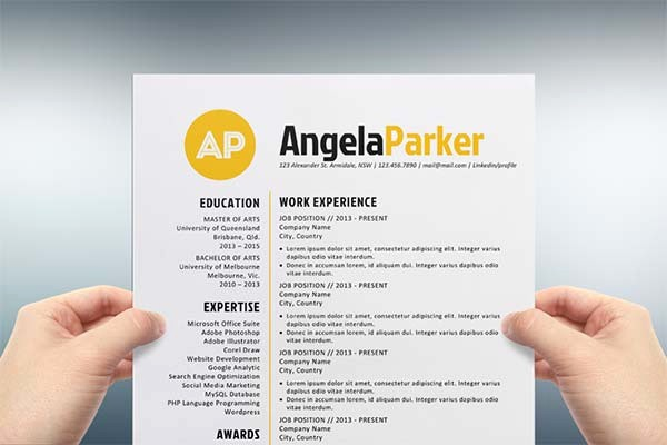 Unique Resume Templates Free Word Beautiful Creative Resume Templates Free Download for Microsoft Word