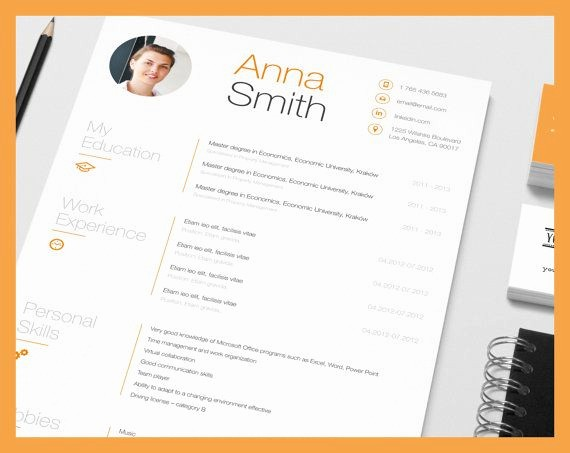 Unique Resume Templates Free Word Beautiful Creative Word Resume Template Free Download