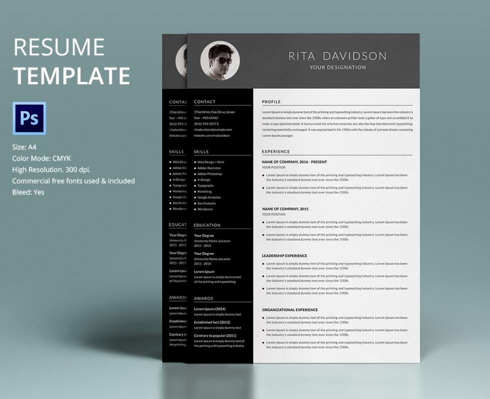 Unique Resume Templates Free Word Elegant Free Creative Resume Templates Word