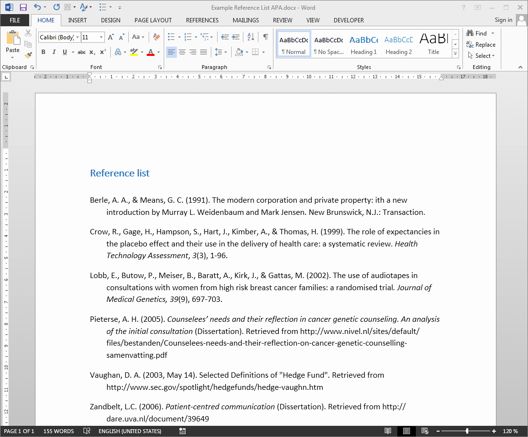 Us or U.s. Apa New Bibliographie D Un Mémoire Selon Les normes Apa Méthodologie