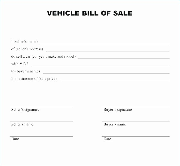 Used Car Sales Receipt Template Awesome Blank Sales Receipt Template Printable Free Pdf Meaning In