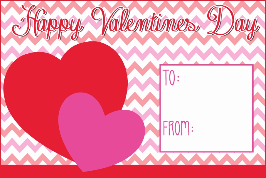Valentine Card Templates for Kids New Printable Valentines Day Greeting Cards 41 Media File