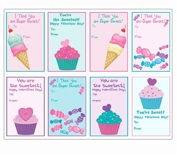 Valentine Card Templates for Kids Unique 1000 Images About Printable Valentine S Day Cards Crafts