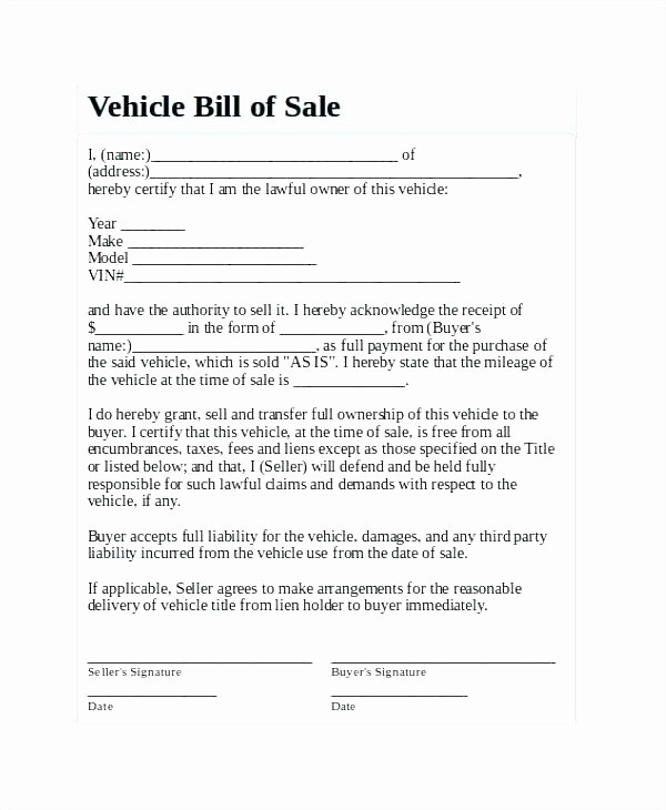 Vehicle Sale Agreement with Payments Unique Related Post Private Party Car Sale Contract Used Vehicle